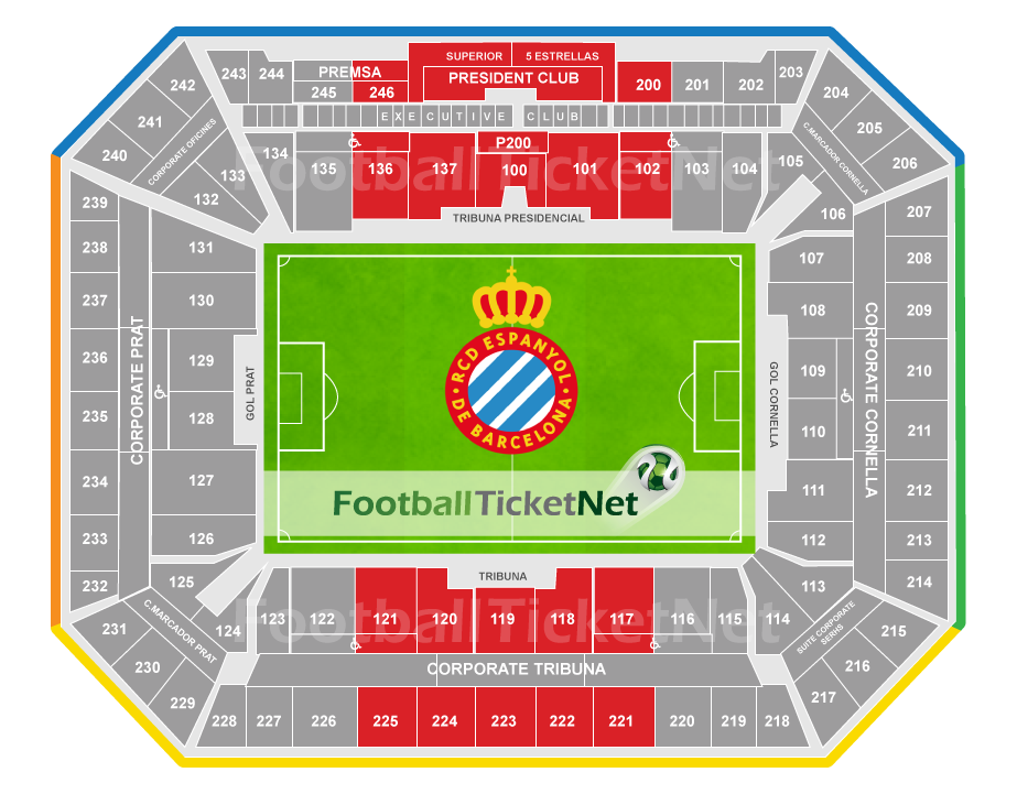 RCD Espanyol vs RCD Mallorca 09/02/2020 | Football Ticket Net