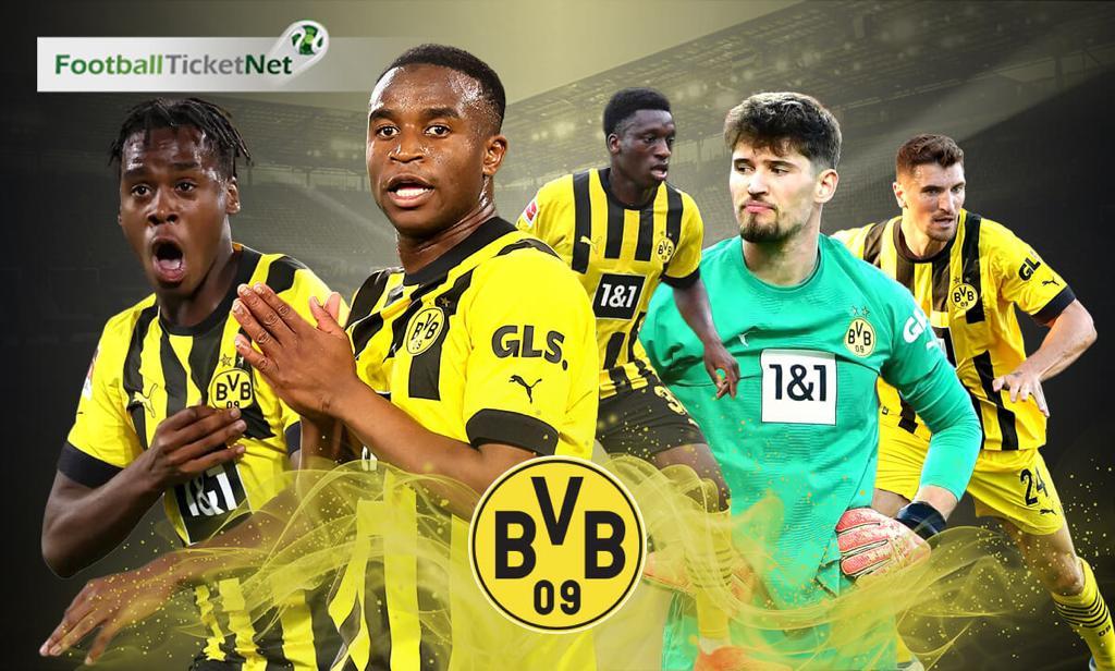 Heimspiele Dortmund 2017