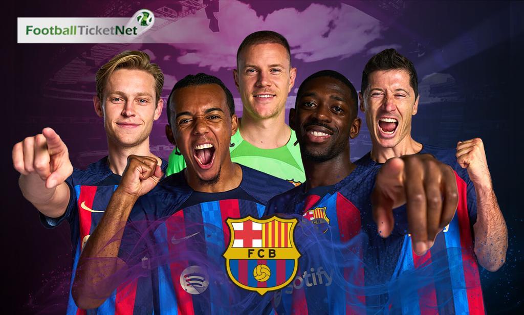 Fc Barcelona Tickets 2019 20 Saison Football Ticket Net