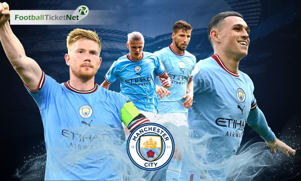 Manchester City Tickets 2019 20 Saison Football Ticket Net